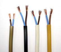 MTL 2x0,75 kábel BARNA