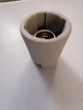 E14 porcelán foglalat
